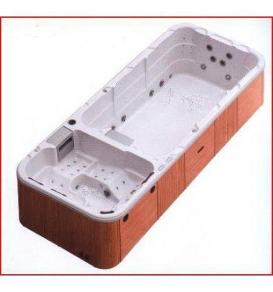 King - swim spa - vířivky - bazény s protiproudem