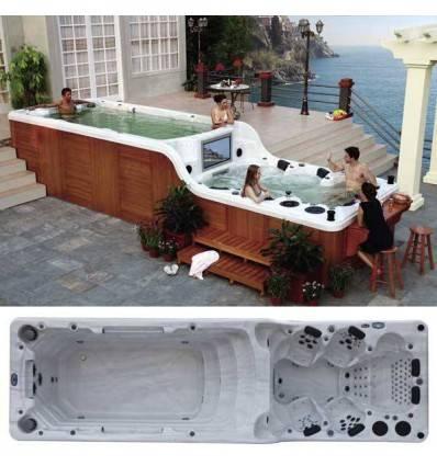 Rohena - swim spa - vířivky - bazény s protiproudem