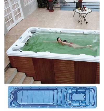 Emperor - swim spa - vířivky - bazény s protiproudem