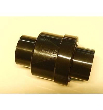 """Zpětný ventil 1 1/2"""" pro vodu Waterway komponenty vířivky"""