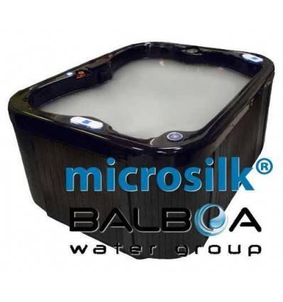 Revoluční nová služba vířivky Microsilk® (Balboa)