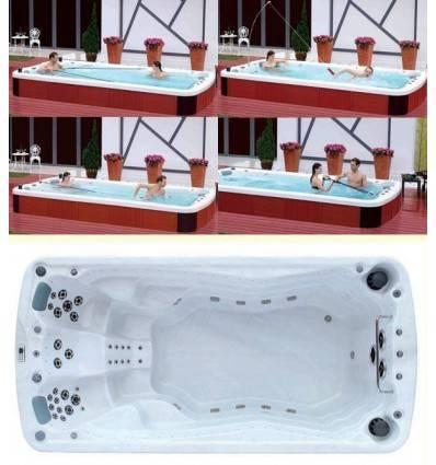Adria – swim spa bazen na zahradu