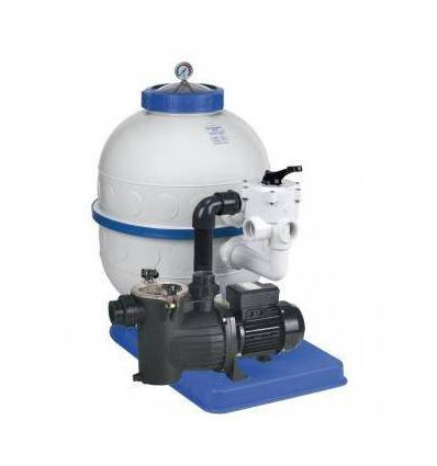 Sand filter for spas hot tub - KIT 400 JR