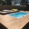 Bazén swim spa s protiproudem - IDOL bazény Lucy