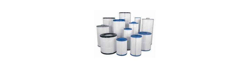 Kartuše, filtry vířivky