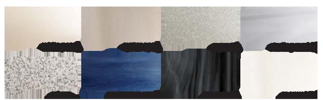 akrylat virivky barvy