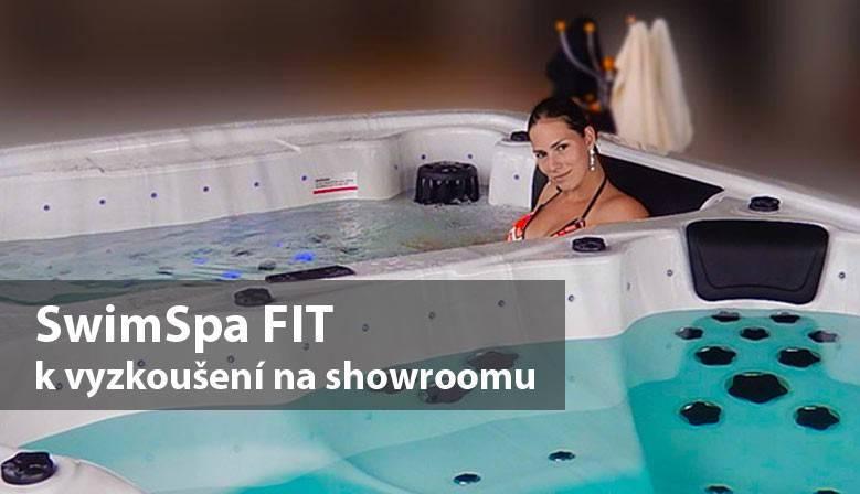swim spa FIT